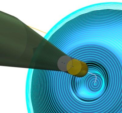 Siemens NX Spiral Finishing