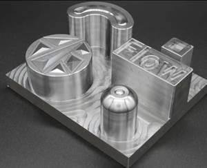 Siemens NX high performance milling