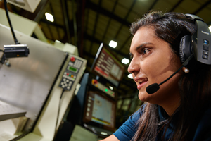 Voice Control of Machine Tools has Arrived
