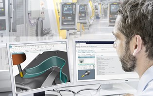 Machining high-quality surfaces with NX CAM