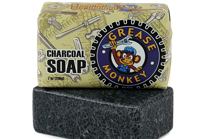 2020 Metalworking Holiday Gift Guide - Grease Monkey Charcoal Soap