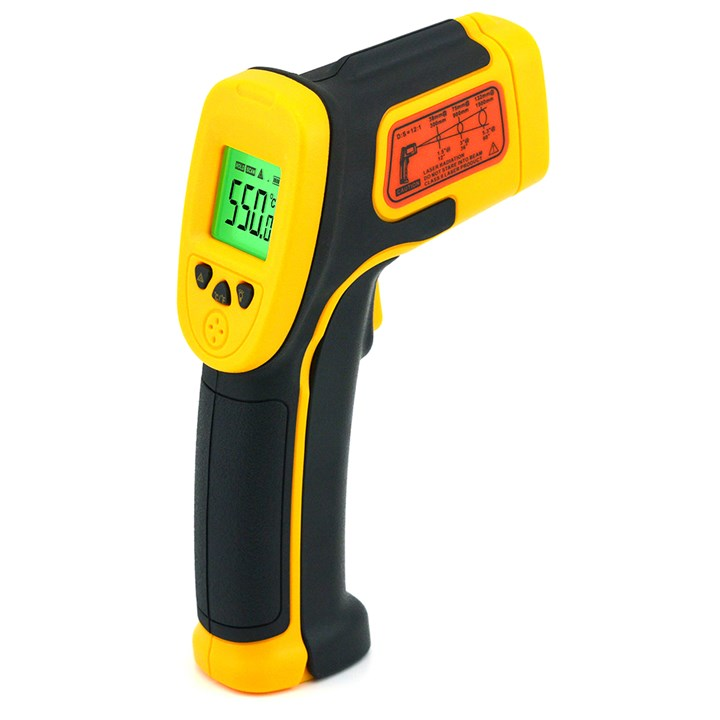 2020 Metalworking Holiday Gift Guide- Handheld Laser Themometer
