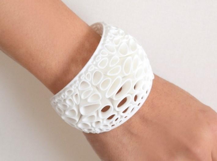 Koral 3D Printed Bracelet