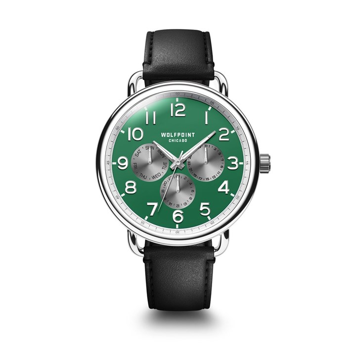 Wolfpoint Watch - 2020 Machinist Gift Guide