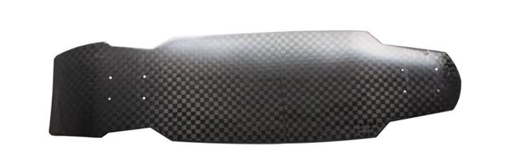upcycled carbon fiber skateboard boards