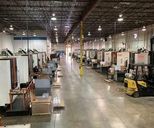 Mazak HMCs at Tomenson Machine Works
