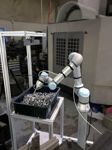 autonomous bin picking