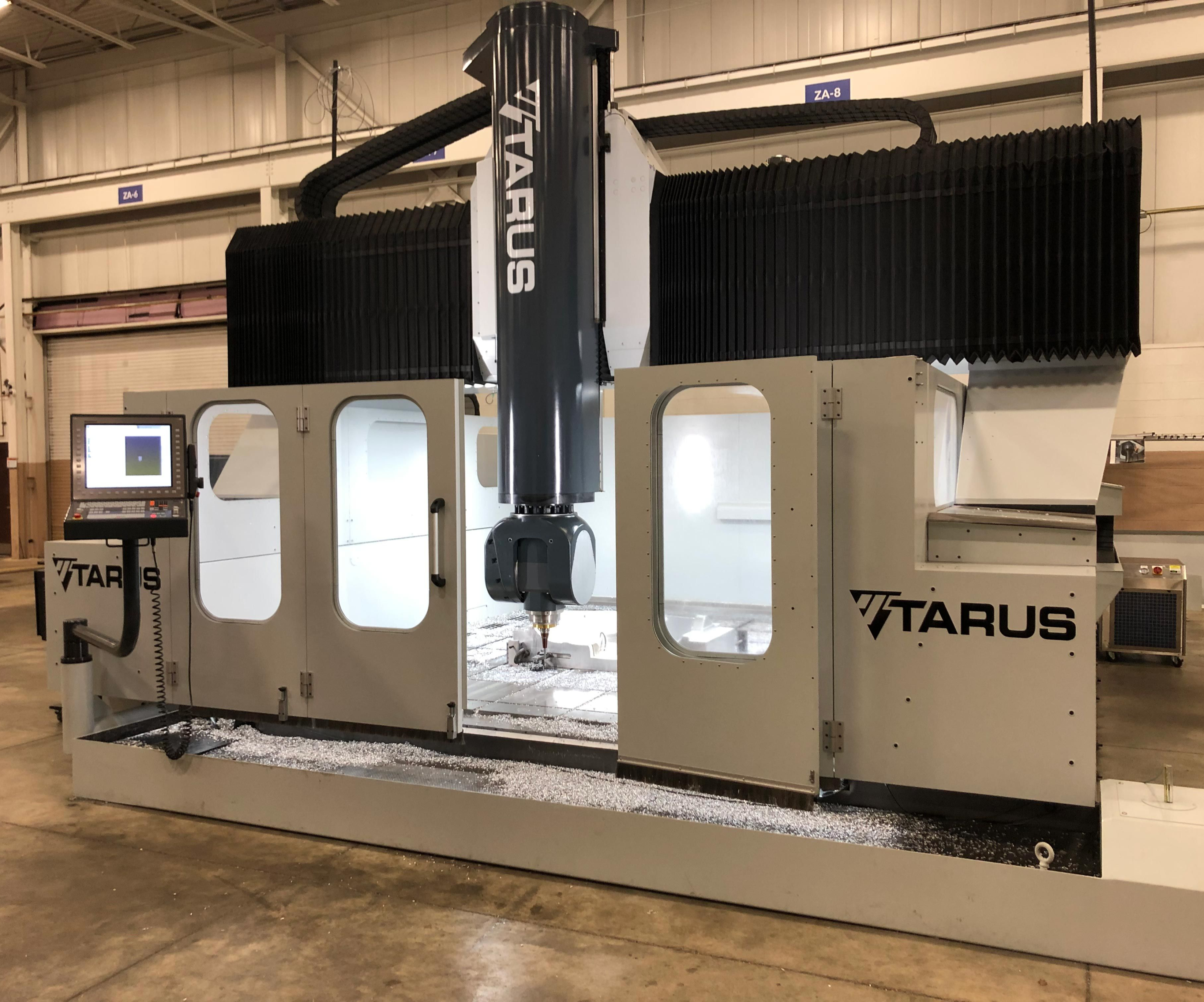Large Equipment Offerings Buoyed by New CNC