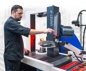 Tool Setting Fixture Boosts Process Security for High-Volume Shop
