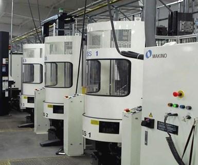 Makino machines