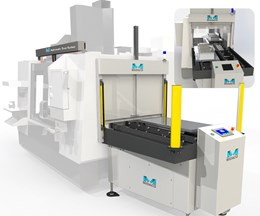 Midaco's Automatic Pallet Changers Increase CNC Machine Efficiency