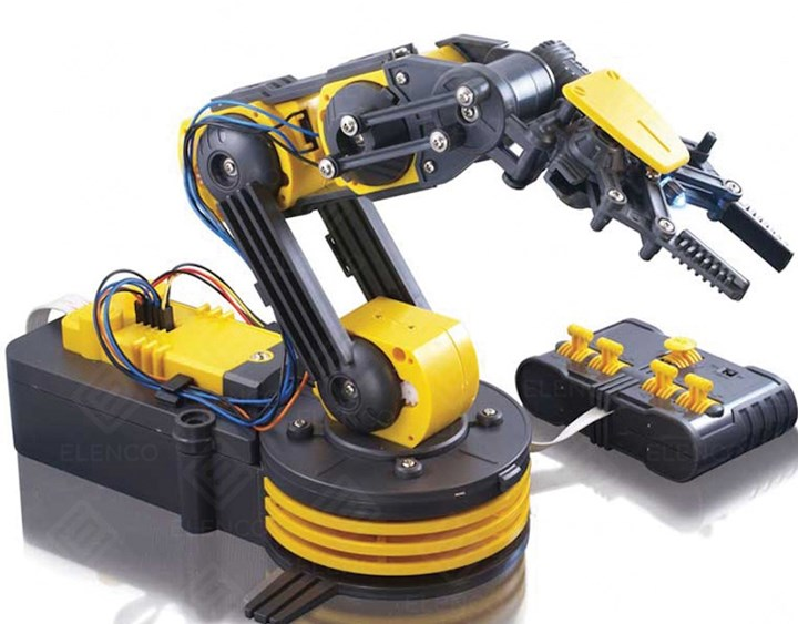 Wire-Controlled Robotic Arm - Gifts for Kids