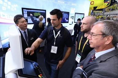 Machine Monitoring at IMTS 2018