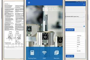 Cutting Data, Indexable Inserts Optimize Fine Boring
