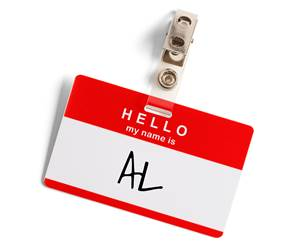 """Meet """"Al"""""""