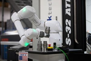 Software Updates Enhance Connectivity of Cobots from Productive Robotics