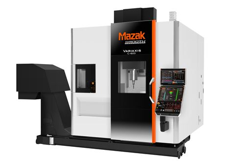 Mazak Leaders Share Observations of Machine Tool Market During Uncertain Year