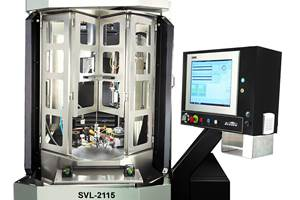 Sunnen's SVL-2115 Automated Lapping Machine Improves Part Consistency