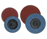 Weldcote's C-Prime Roll-On, Turn-On Ceramic Discs Feature Extended Tool Life