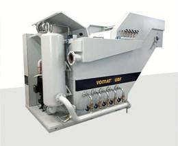 Vomat's UBF Vacuum Belt Filter Processes Ultra-Fine Particles from Cutting Fluids