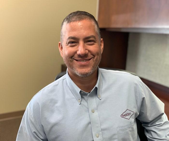 Weldon Solutions Promotes Grinder Sales Manager