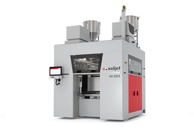 A photo of one of voxeljet's VX1300X printers