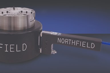 A press photo of Northfield Precision Instrument Corporation's Pressure-Lok system