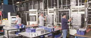 Automation for Low Volume, High Mix Production