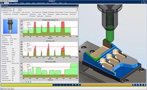 CNC优化软件可减少25%以上的循环次数,延长刀具寿命