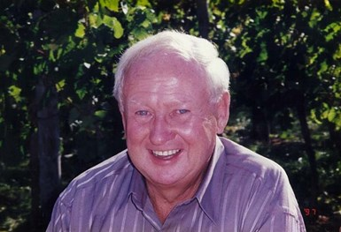Karl Wilhelm, founder of KVI
