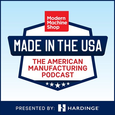 Made in the USA podcast logo