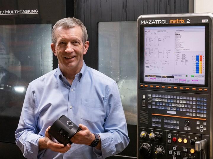 Reata Mazak Integrex i400 multitasking machining center