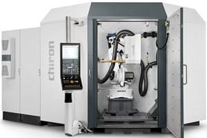 Chiron Develops Laser-Metal-Deposition 3D Metal Printer