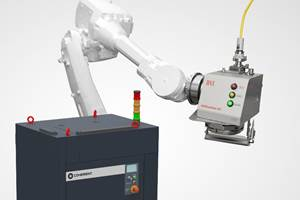 Coherent and II-VI Partner on Turnkey Laser Welding Solution