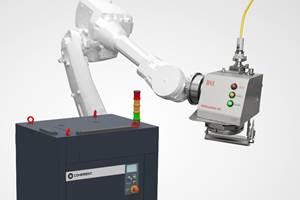 相干和II-VI合作伙伴的交钥匙激光焊接解决方案