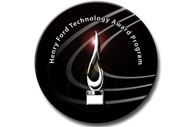 The logo of the Henry Ford Technology Program