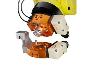 ATI QC-7 Robotic Tool Changer Features Wide Interoperability