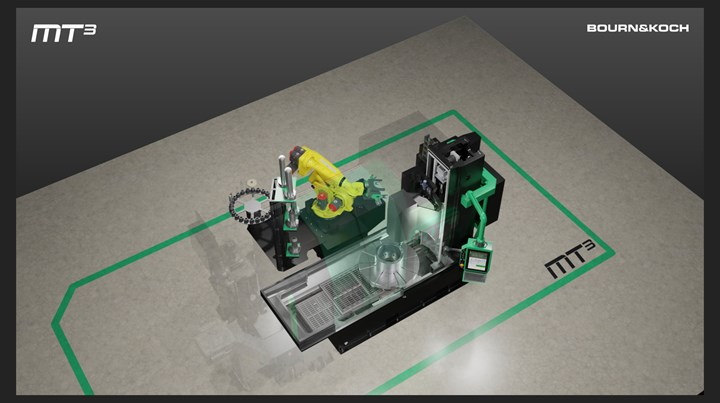 全新MT3-用于磨削、铣削和车削