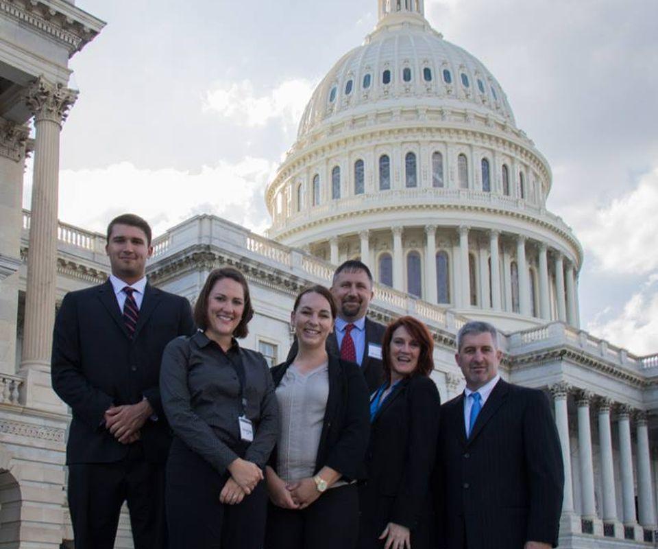 AMBA members in Washington D.C.