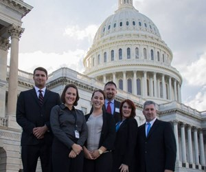 AMBA members in Washington D.C.