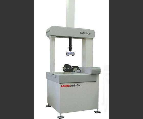laser scanning accelerates inspection