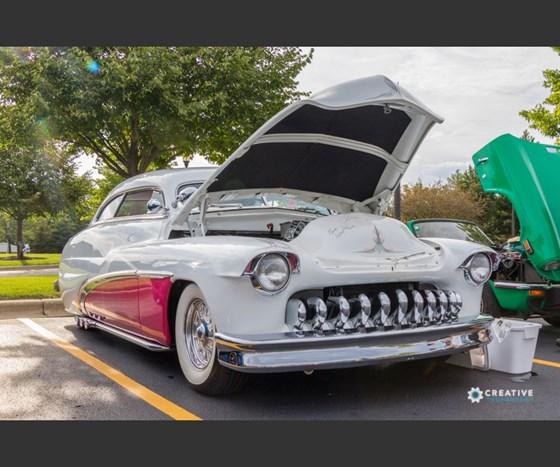 Customized 1950 Mercury