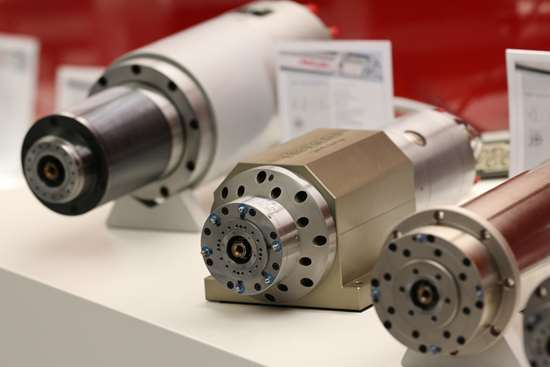 Diebold spindles tool holders gauging systems