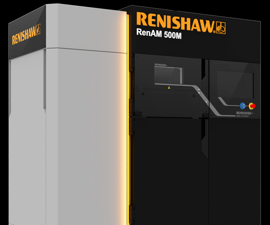 Renishaw's RenAM 500M can help to improve your additive manufacturing operation