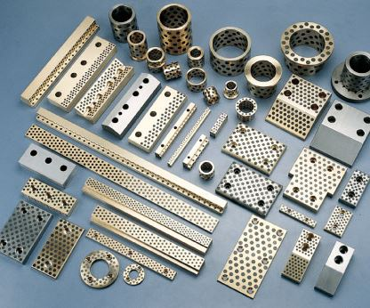Components offerings for molds, dies and general machinery from Bernal Bearings LLC