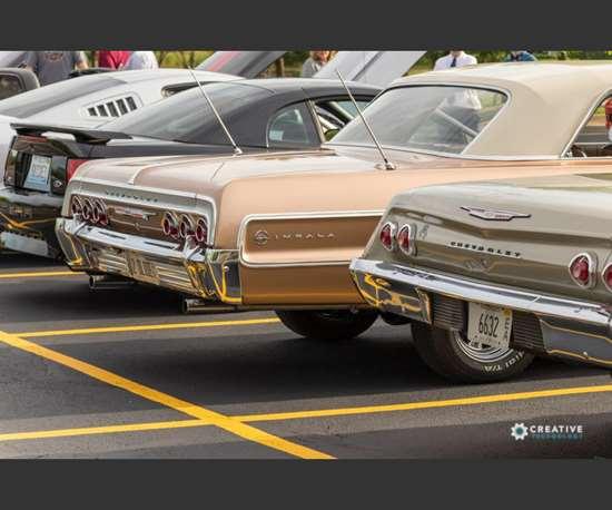 classic car tailgates