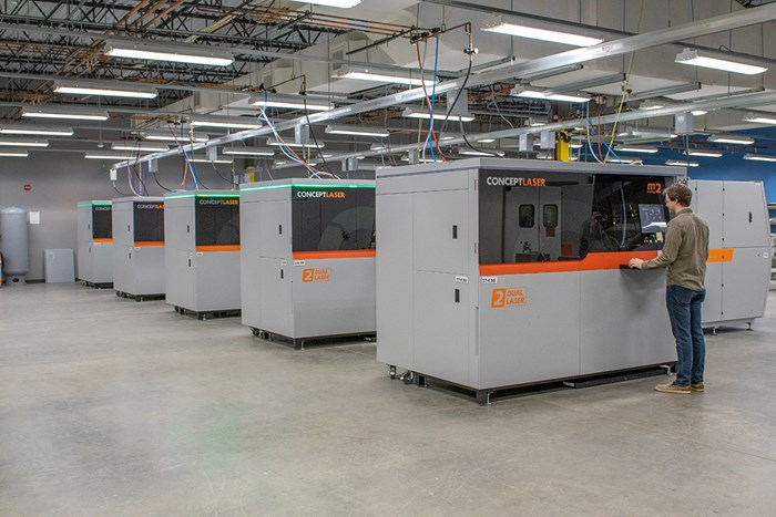 Protolabs Launches Productuion Capabilities for Metal 3D Printing