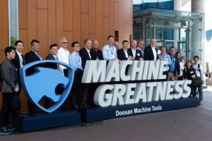 Doosan Hosted Record Number of Attendees at DIMF 2019