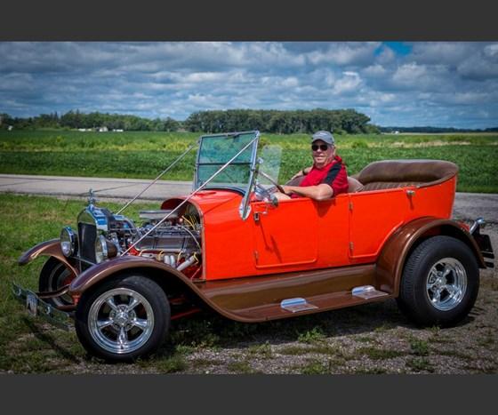 1927 Ford Model