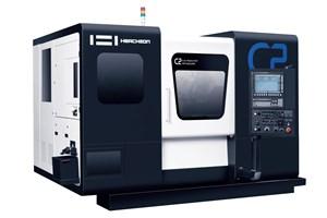 Multi-Process Turning Center Provides Precise Machining